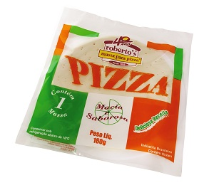 Massa p/ Pizza Robertos 160g